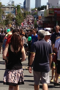 Beaufort St Festival in Mount Lawley