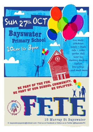 Baywater PS Fete