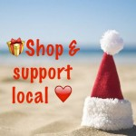 30+ ideas for Christmas Shopping locally
